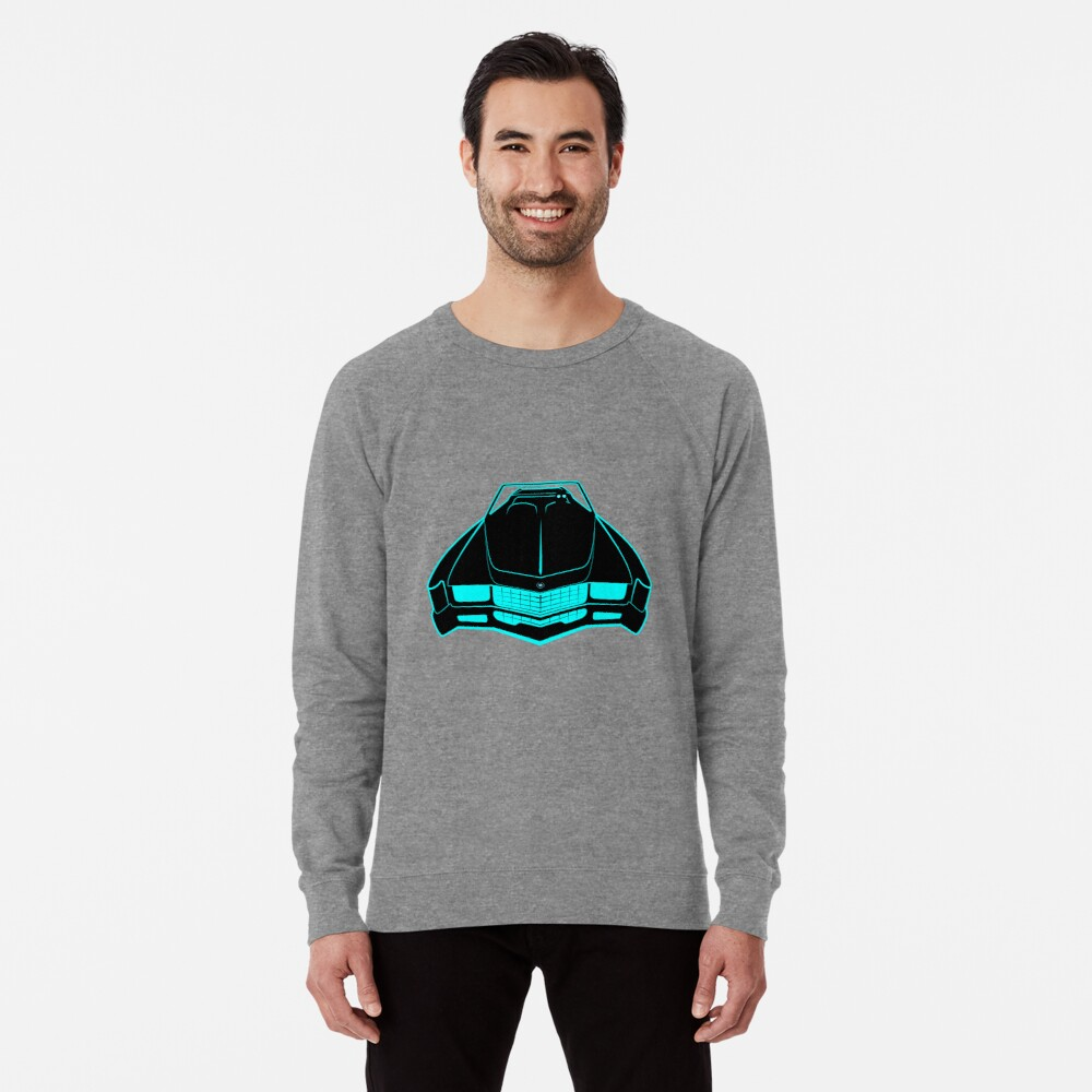 Cadillac Eldorado - Fake News Confidential Lightweight Sweatshirt