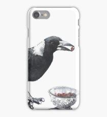 Magpie Thief iPhone Case/Skin