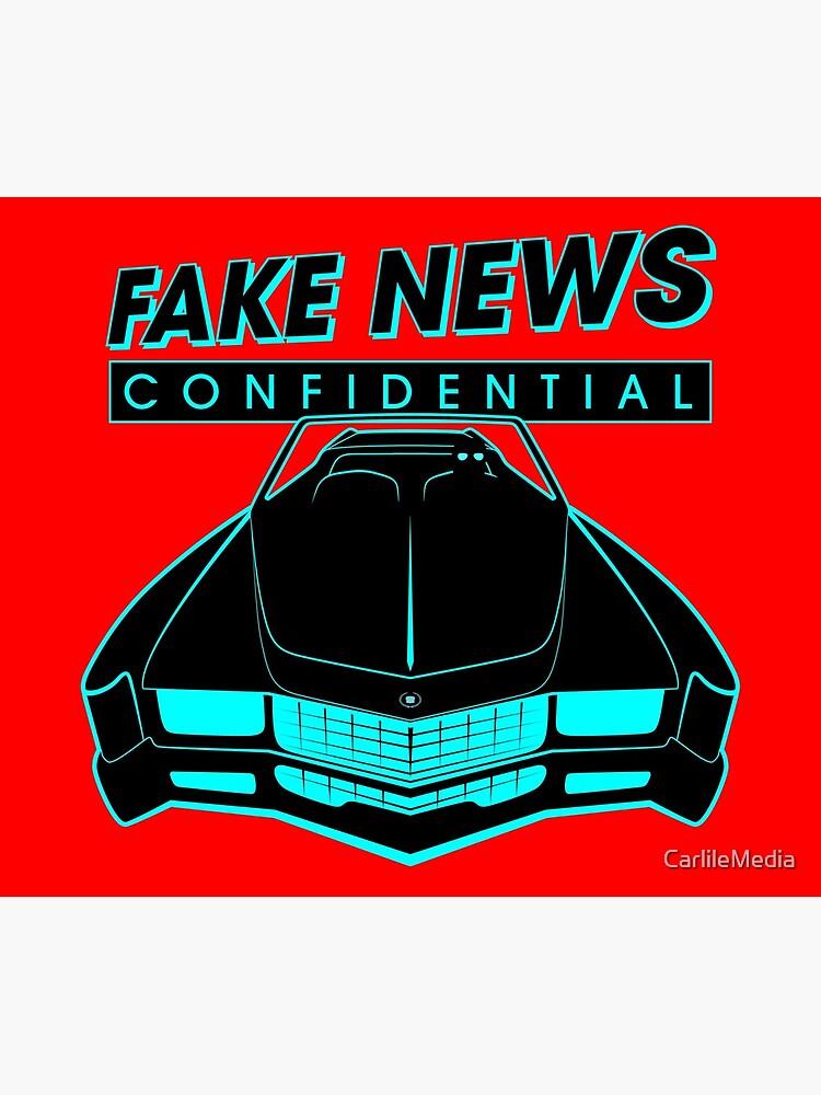 Fake News Confidential - Cadillac Eldorado by CarlileMedia