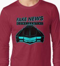 Fake News Confidential - Cadillac Eldorado Long Sleeve T-Shirt