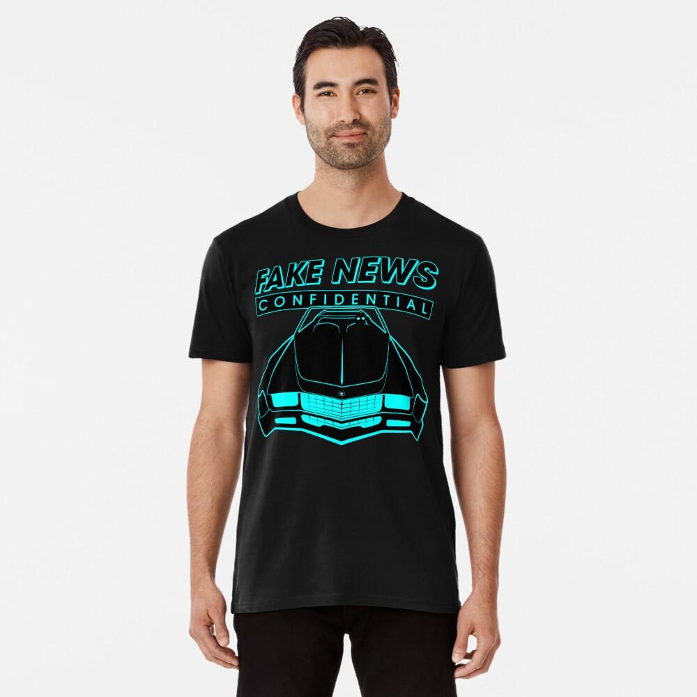 Fake News Confidential - Cadillac Eldorado Premium T-Shirt