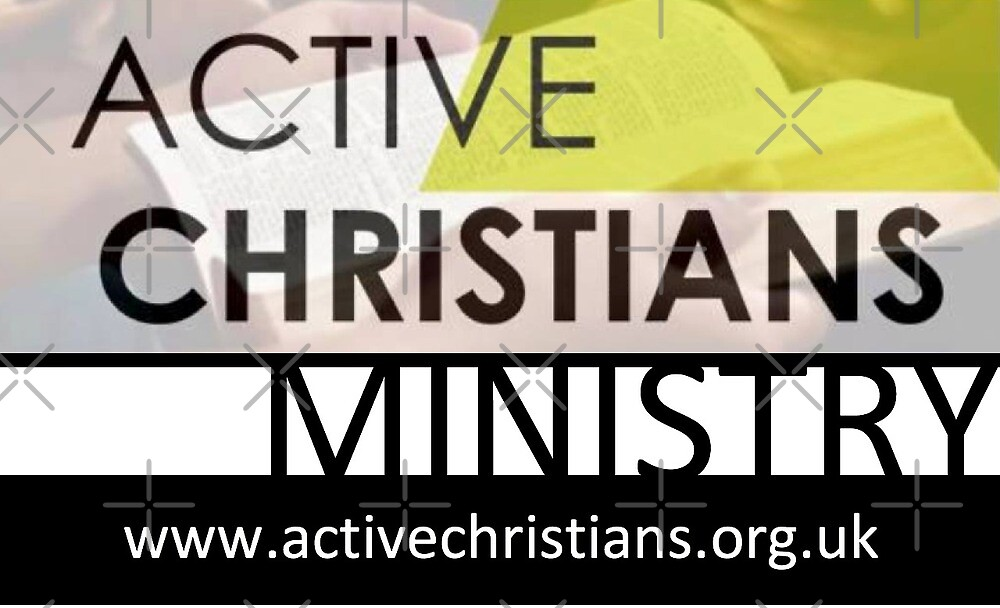 Active Christians Ministry Fundraising Design  by HomeschoolSE