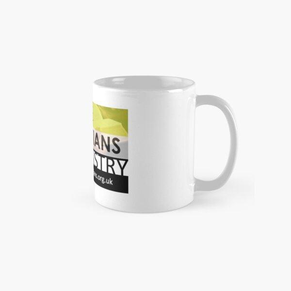 Active Christians Ministry Fundraising Design  Classic Mug