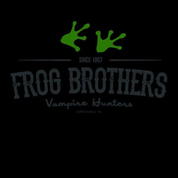 Frog Brothers - Vampire Hunters by chazy73