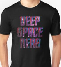 Deep Space Nerd/Deep Space Nine Unisex T-Shirt