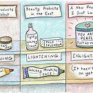 Beauty in the East vs. West -Skin Cream by Kristen Palana