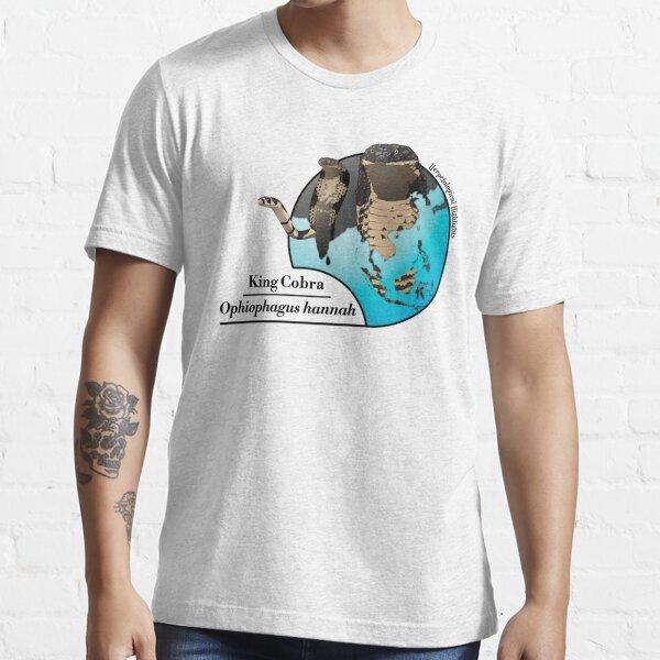 King cobra - Ophiophagus hannah Essential T-Shirt