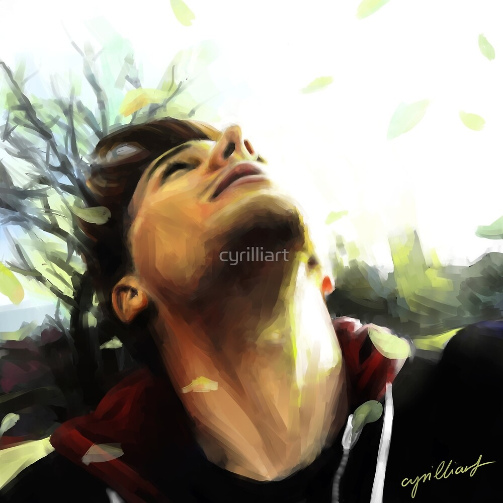 Louis Lighting Study by cyrilliart