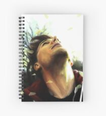 Louis Lighting Study Spiral Notebook