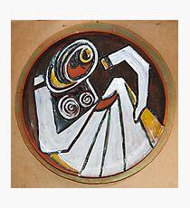 art in ceramic F.Kalemi 17 Photographic Print
