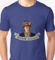 Because Science, Jawn T-Shirt