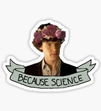 Because Science, Jawn Sticker
