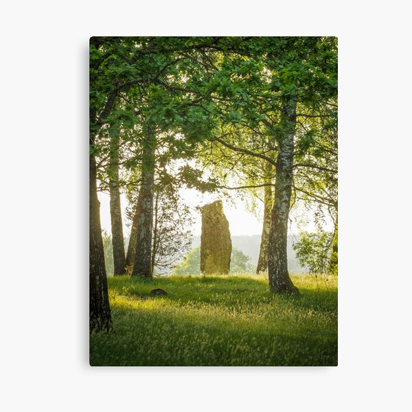 The Earth Anew Canvas Print