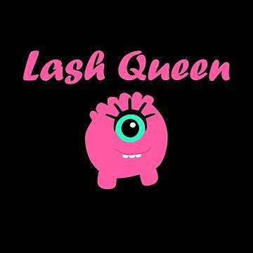 Lash Queen by JuditR