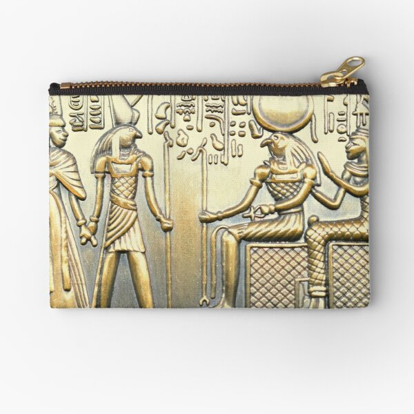 Egyptian History Zipper Pouch