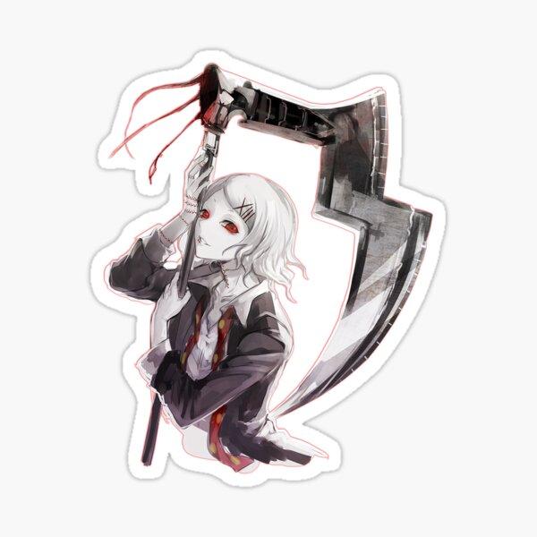 Anime Tokyo Ghoul Juuzou Suzuya Sticker