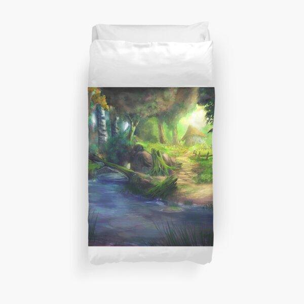Elven Forest 4 Duvet Cover