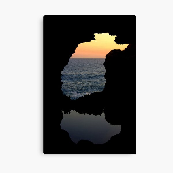 The Grotto, Great Ocean Rd, Victoria Canvas Print
