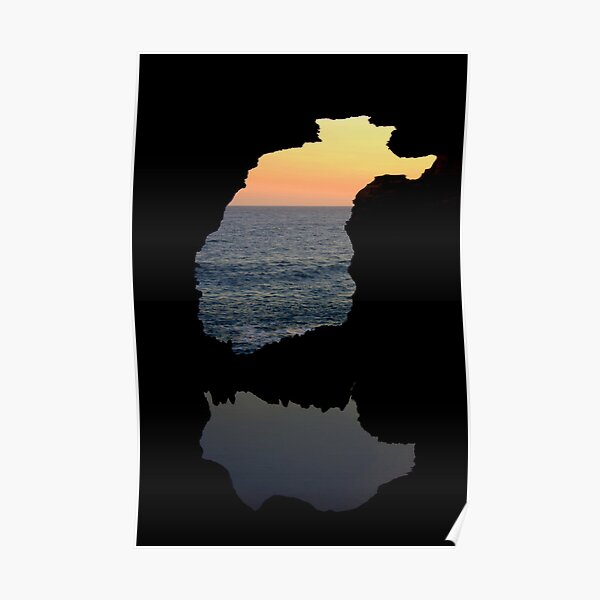 The Grotto, Great Ocean Rd, Victoria Poster