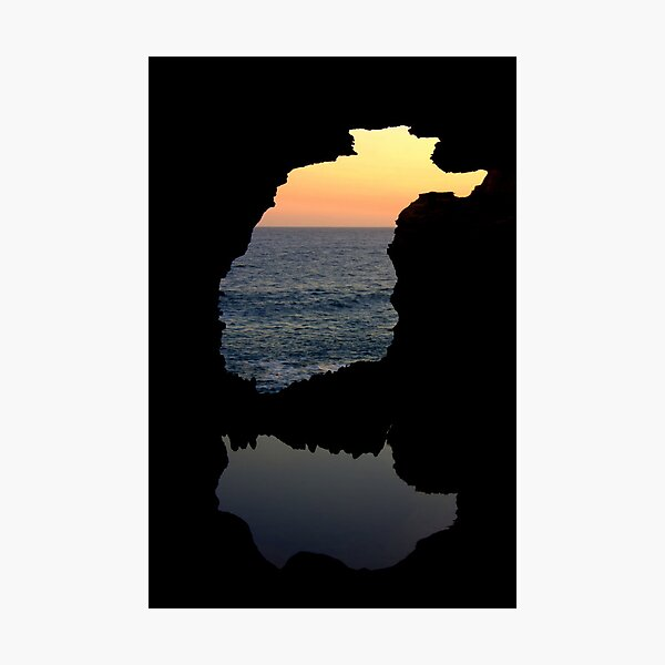 The Grotto, Great Ocean Rd, Victoria Photographic Print