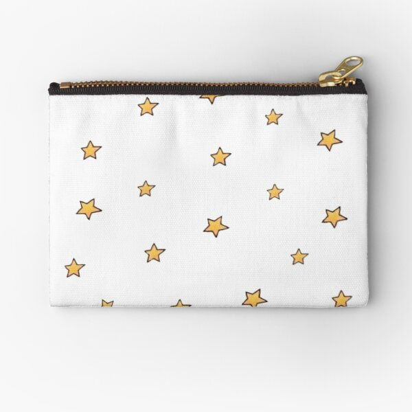 yellow stars Zipper Pouch