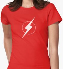 rebirth of Lightning Women's Fitted T-Shirt