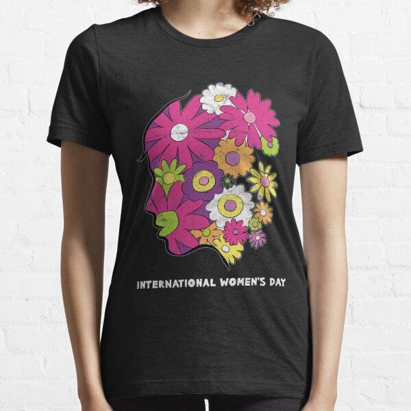 Women's Day Activities T shirt Essential T-Shirt