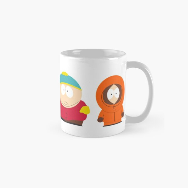 South Park Characters Classic Mug