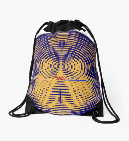 STR^B^LIFE (77) by RootCat Drawstring Bag