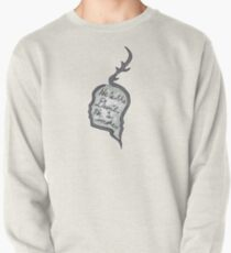 Hannibal - He Is the Devil, He is Smoke Pullover