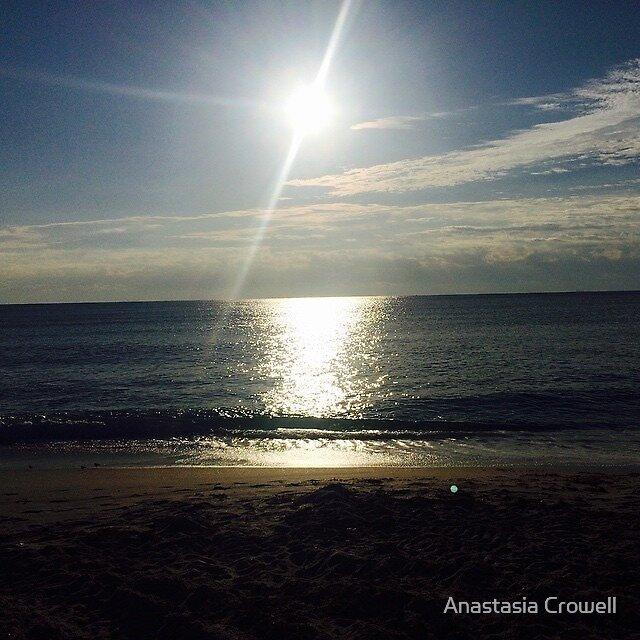 Beach by Anastasia Crowell