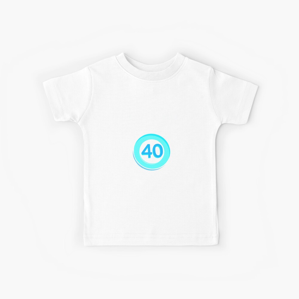 Stufe 40 Kinder T-Shirt