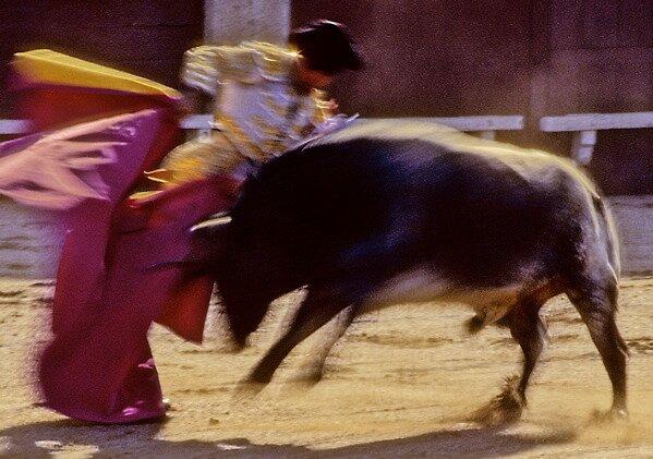Bullfighting−20、SPAIN by yoshiaki nagashima