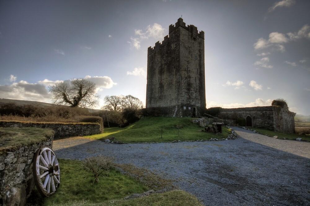 Quot Dysert O Dea Castle Quot By John Quinn Redbubble