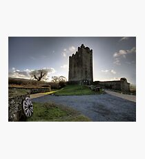 Dysert o Dea Castle Photographic Print