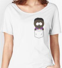 Pocket Token Women's Relaxed Fit T-Shirt