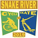 Cycle and Skate Official Snake River Event Design – 2019  by strayfoto