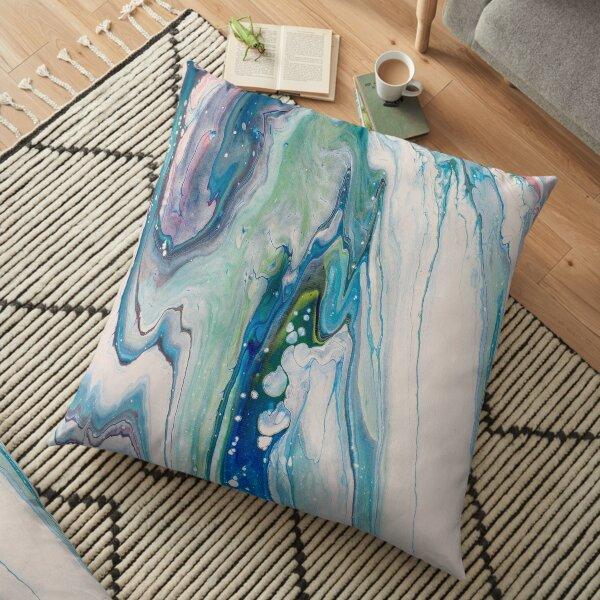 Fluid Floor Pillow