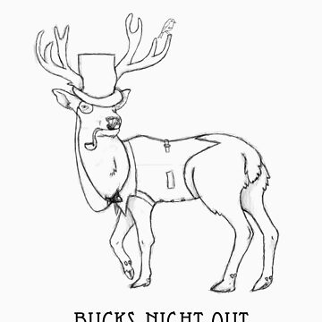 Bucks Night Out. by SarschaJ