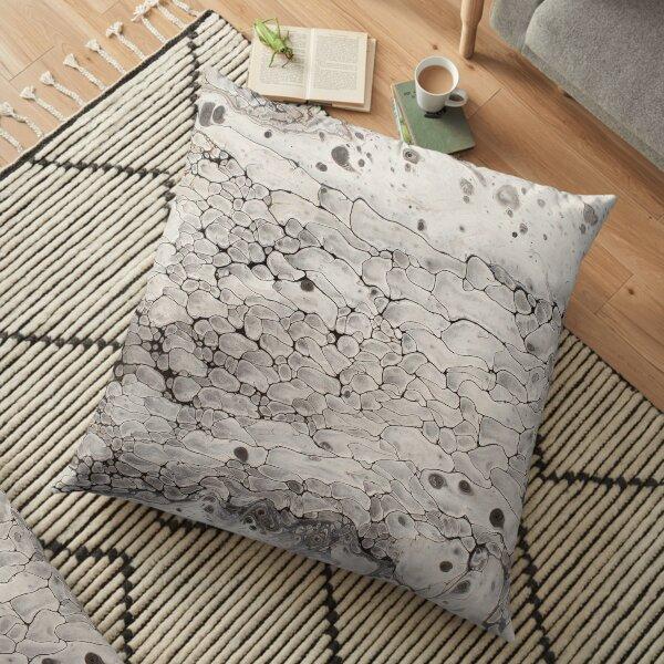 monochrome Floor Pillow