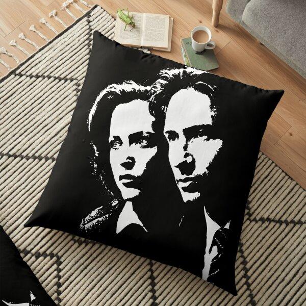 Files Floor Pillow