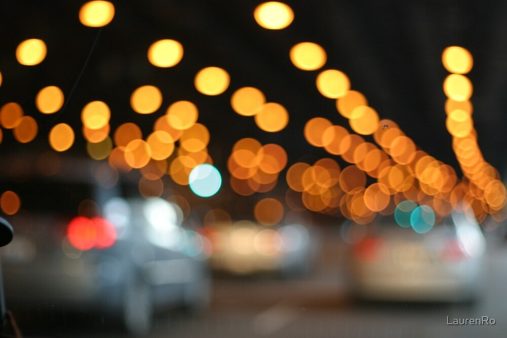 city lights by LaurenRo
