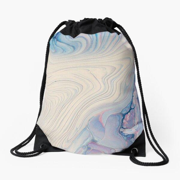 Cloudy Drawstring Bag