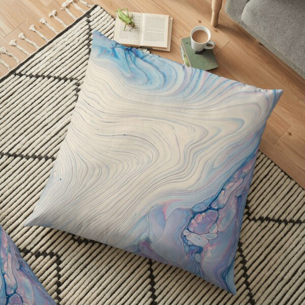 Cloudy Floor Pillow