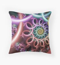 Haywire Throw Pillow