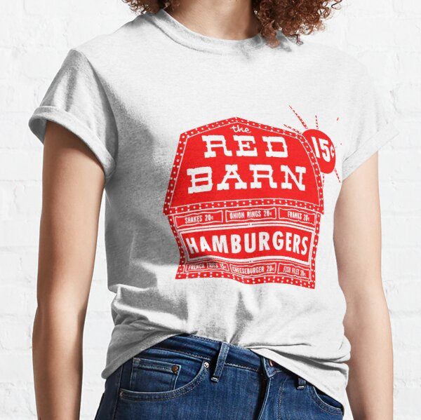 Classic Youngstown: Red Barn Classic T-Shirt