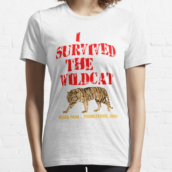 Idora Collection: I Survived the Wildcat Essential T-Shirt