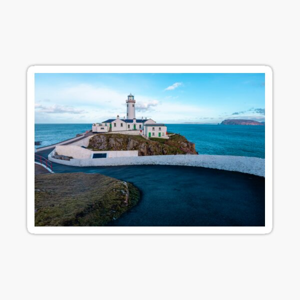 Fanad Head Lighthouse Sticker