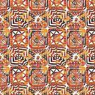 Paper Crochet Blanket by -Patternation-