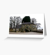 The Bridge Inn - Wath Greeting Card